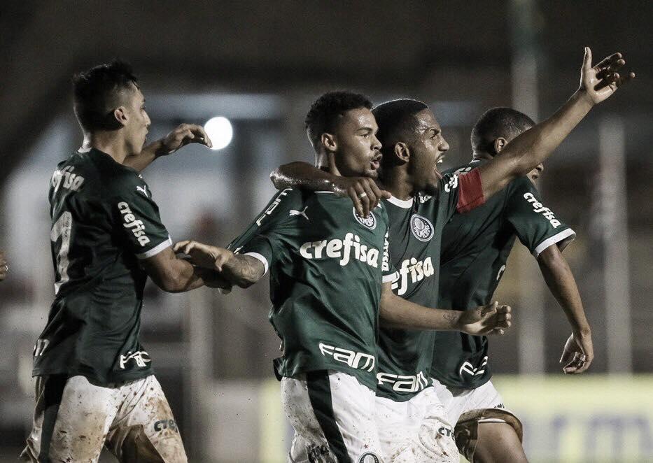 Palmeiras derrota XV de Piracicaba e se classifica na Copinha
