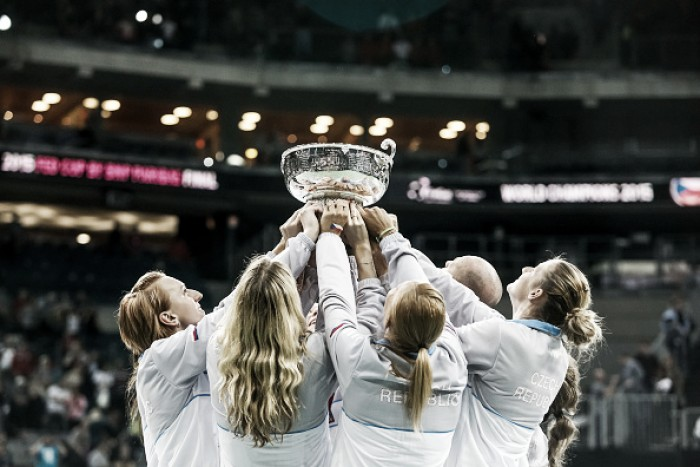 Fed Cup final preview: Czech Republic vs France