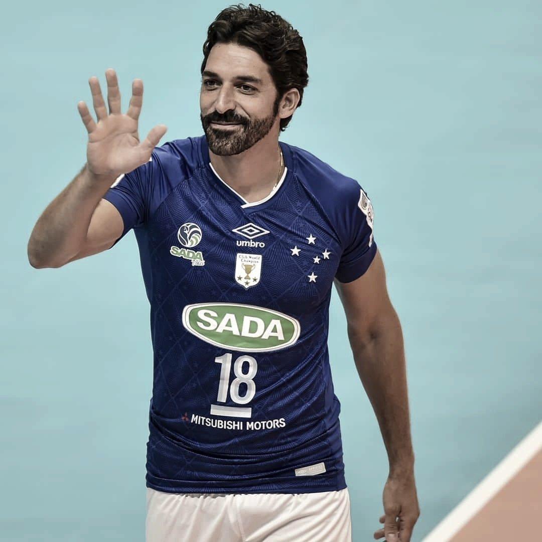 Filipe culpa falta de entrosamento por derrota do Sada Cruzeiro na estreia da Superliga