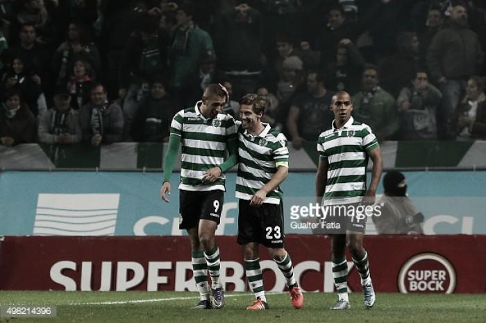 Especial Final de temporada : Sporting - Os destaques