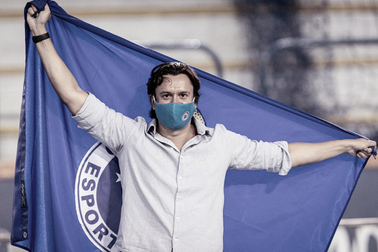 Desafios, planos, conflitos e perspectiva: a era Sérgio Santos Rodrigues no Cruzeiro
