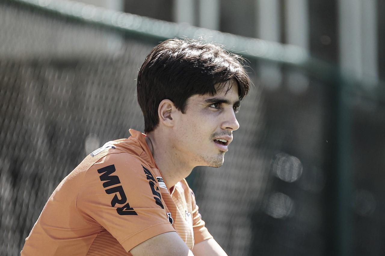 Que fase! Gustavo Blanco tem nova lesão e Jair desfalca Atlético-MG por cirurgia no joelho