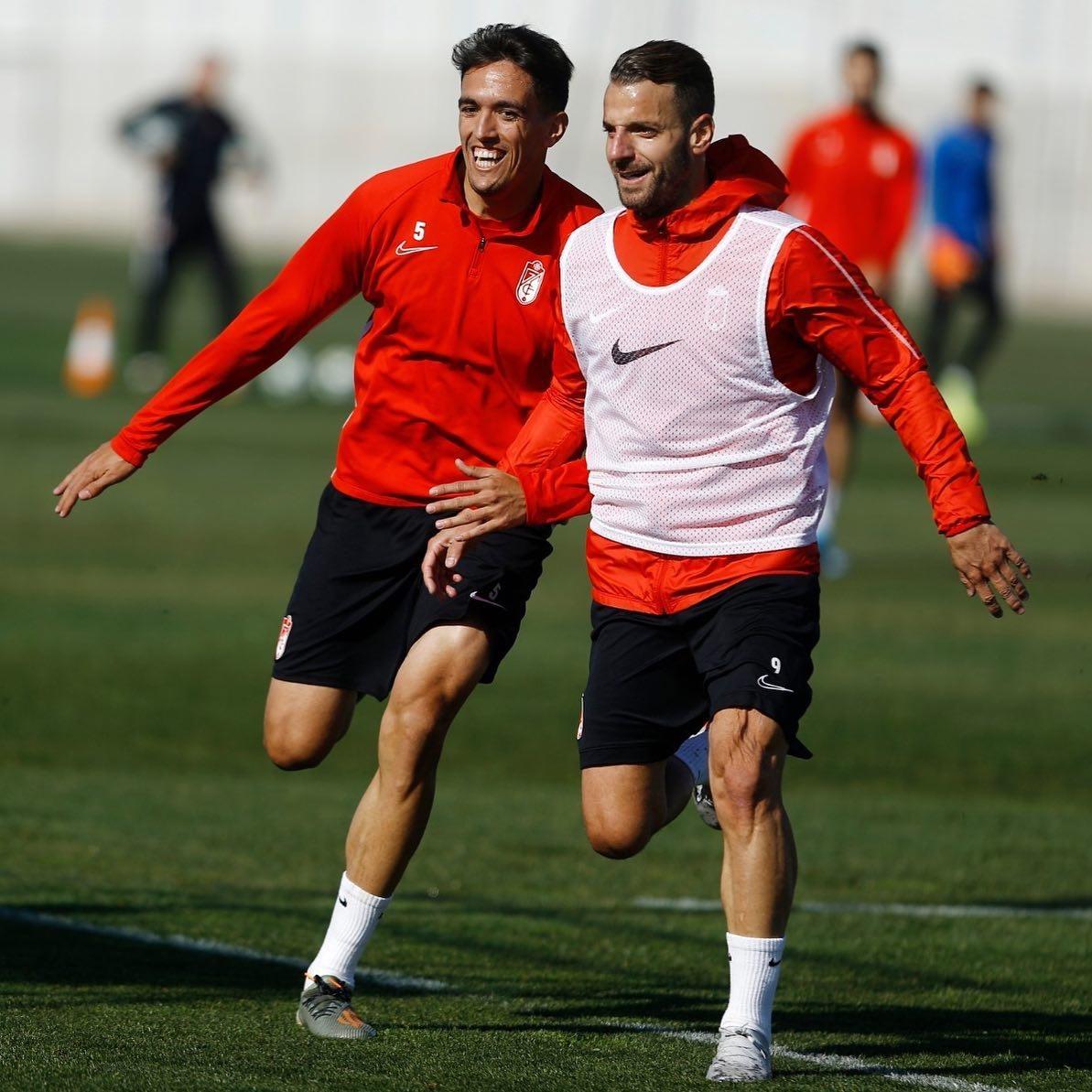 El Granada CF viaja a Barcelona con todos los disponibles