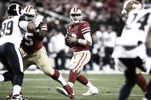49ers regresan al triunfo y eliminan a los Rams
