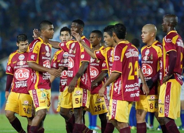 Marrugo les da los primeros 3 puntos al Tolima