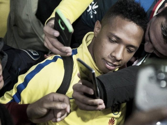 "Andrés Ibargüen: ""Es muy motivacional saberte llegar a este club"""