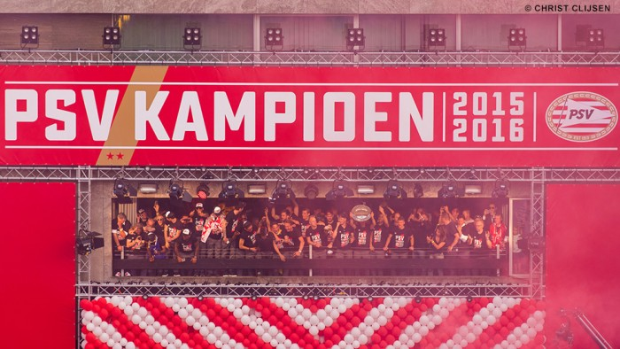 Eredivisie 2015/2016: cosa de tres