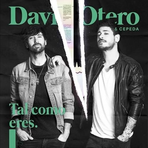 """David Otero y Cepeda unen sus voces en una nueva versión de """"Tal como eres""""."""