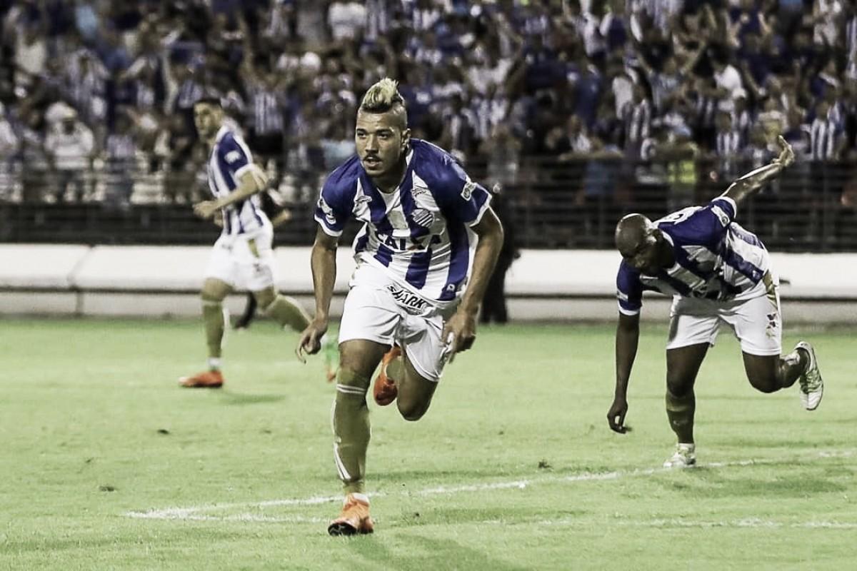 Com gol no fim, CSA bate Juventude e encosta na liderança da Série B