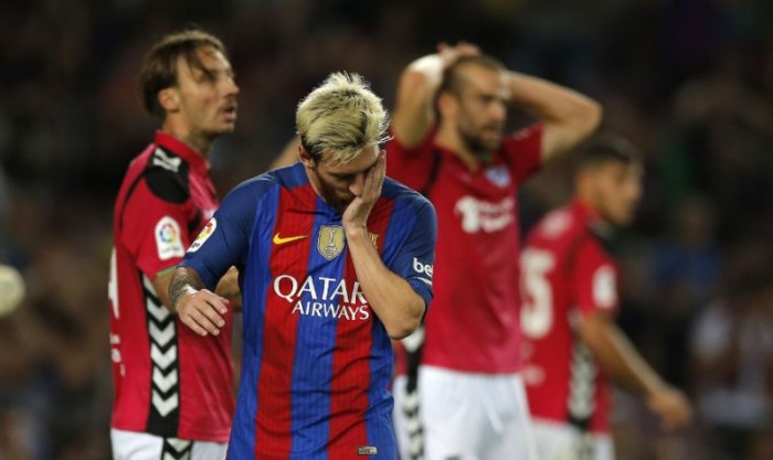 Liga, il Barcellona paga le numerose rotazioni di Luis Enrique