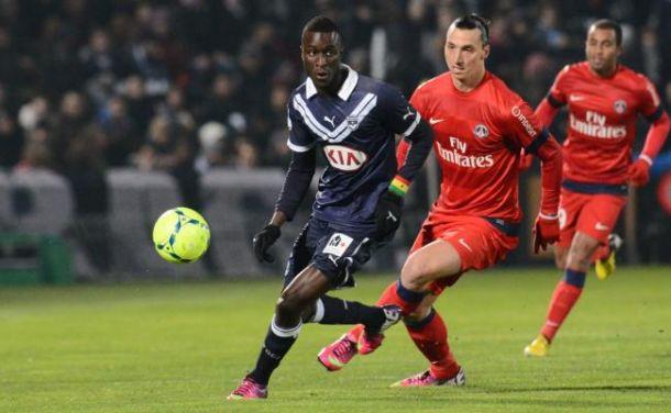 Résultat Bordeaux-Paris Saint-Germain (3-2)