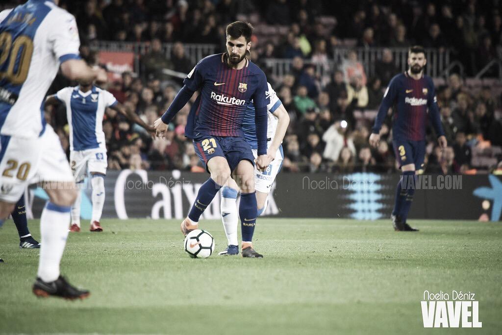 El Everton Football Club y el Fútbol Club Barcelona llegan a un acuerdo y cierran el traspaso de André Gomes