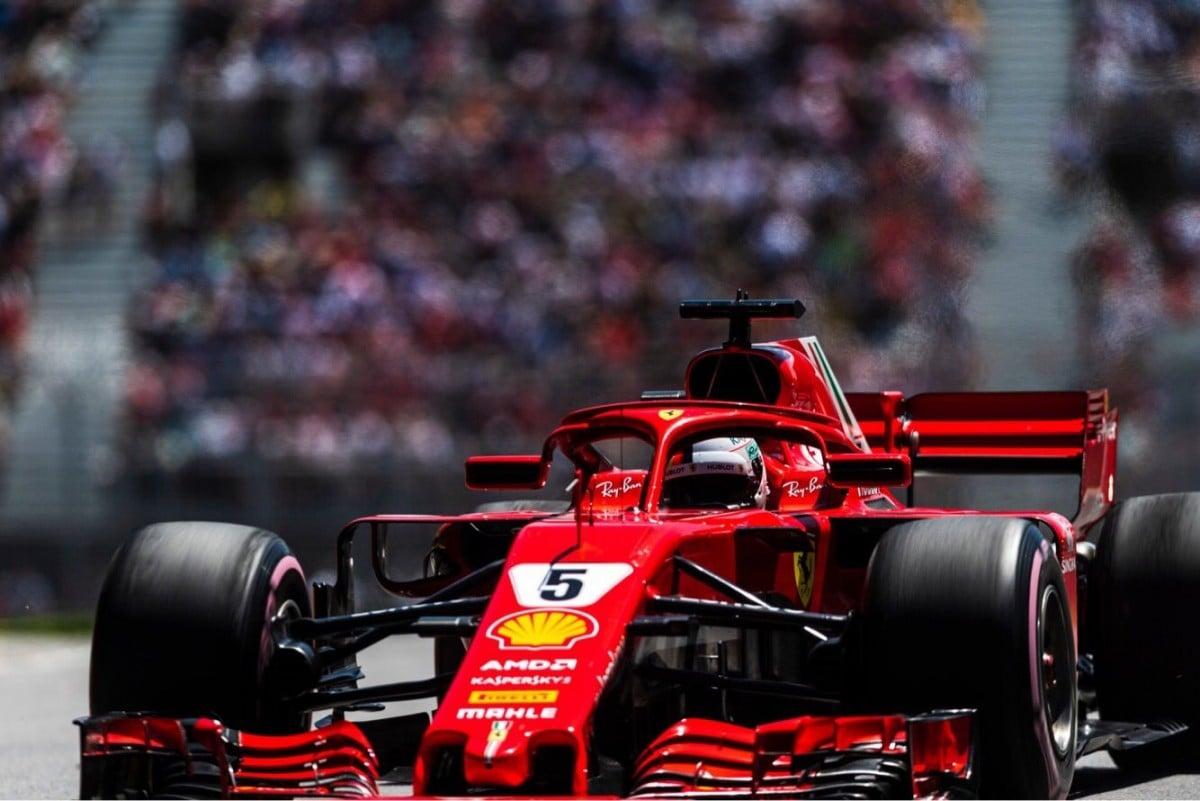 Formula 1 - GP Canada LIVE