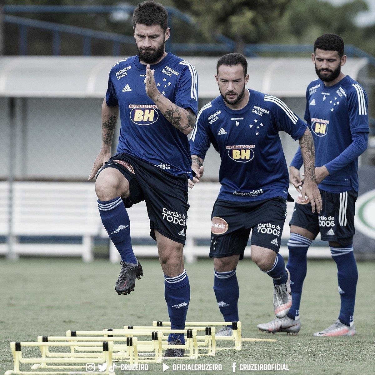 Foto: Reprodução Cruzeiro EC