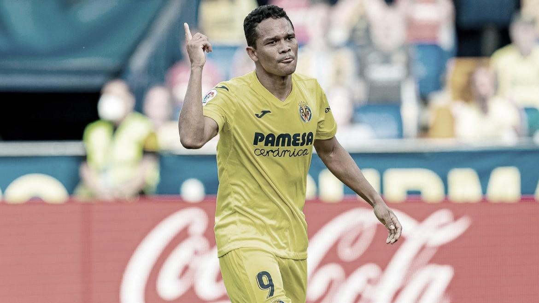 Carlos Bacca se despide del Villarreal