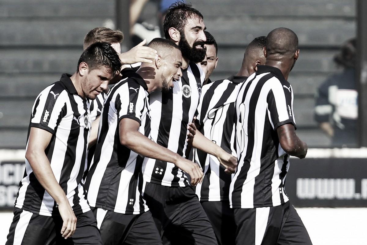Recordar é viver: há dois anos, Botafogo e Bangu abriam disputa do Campeonato Carioca