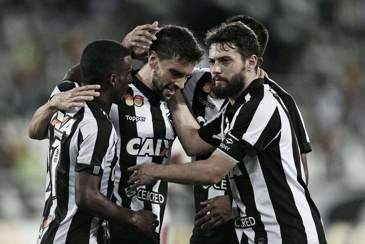 Notas: João Paulo e Moisés se destacam em vitória do Botafogo sobre Bangu