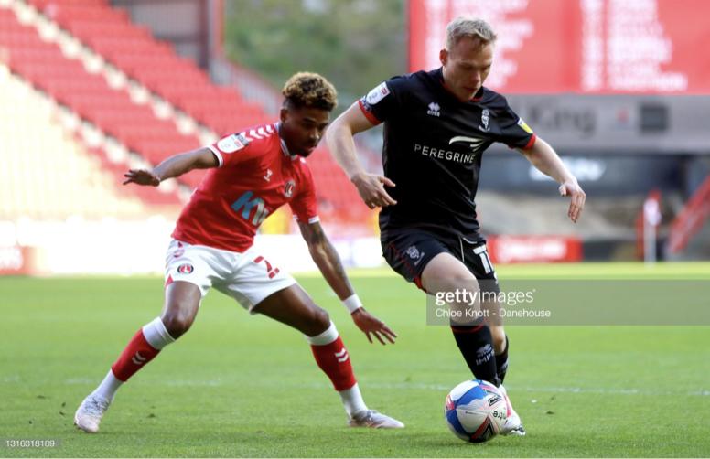 Charlton Athletic 3-1 Lincoln City: Awesome Aneke aids Addicks masterclass