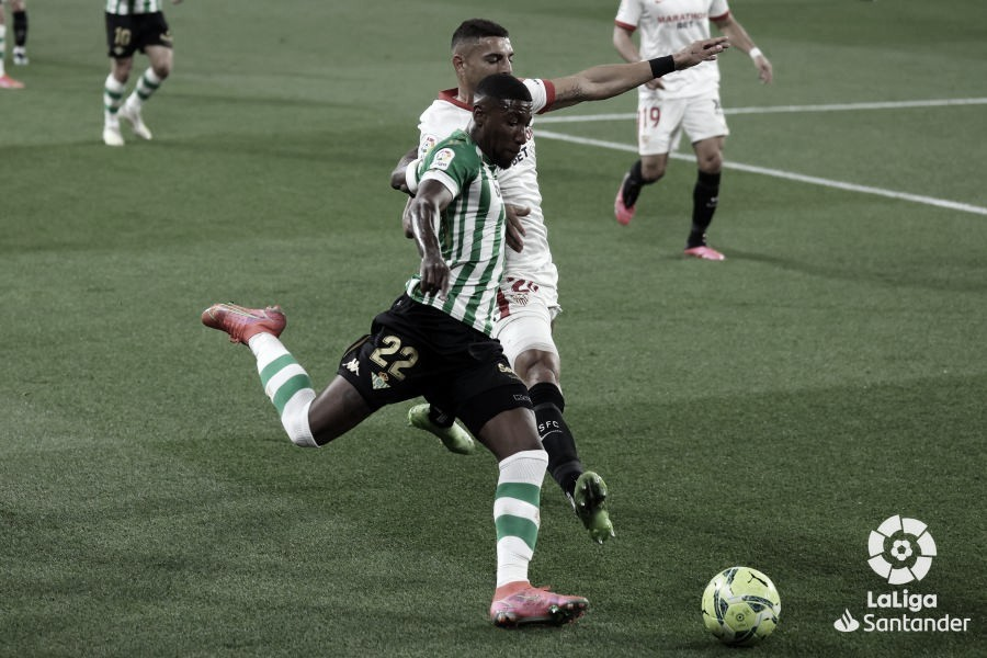 Sevilla - Real Betis, puntuaciones del Real Betis 27ª jornada de LaLiga Santander