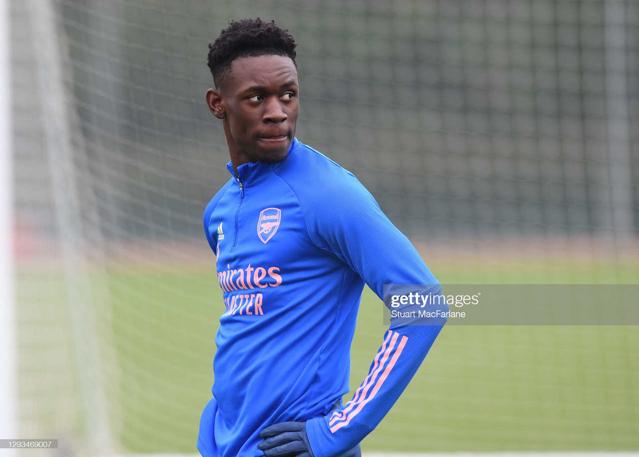 Folarin Balogun: The stats and the regime show the Arsenal striker is ready made