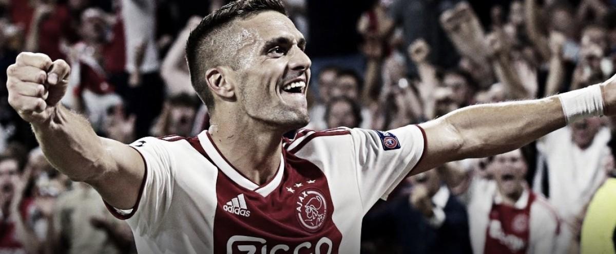 El Ajax de Ámsterdam cumplió en el Playoff