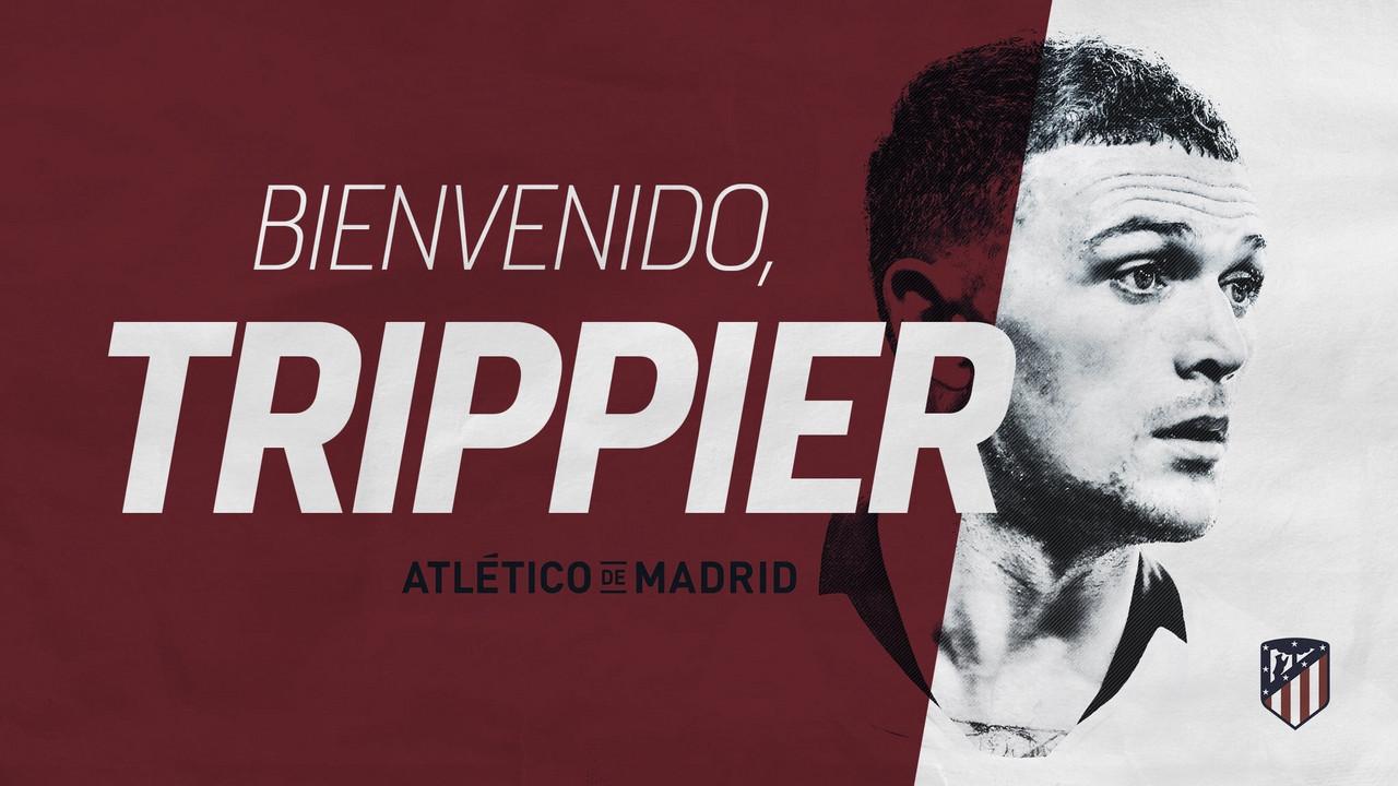 Tchau, Tottenham! Atlético de Madrid acerta com Kieran Trippier por três anos