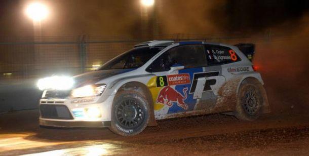 WRC - Australie Etape 3 : Ogier quatre à quatre