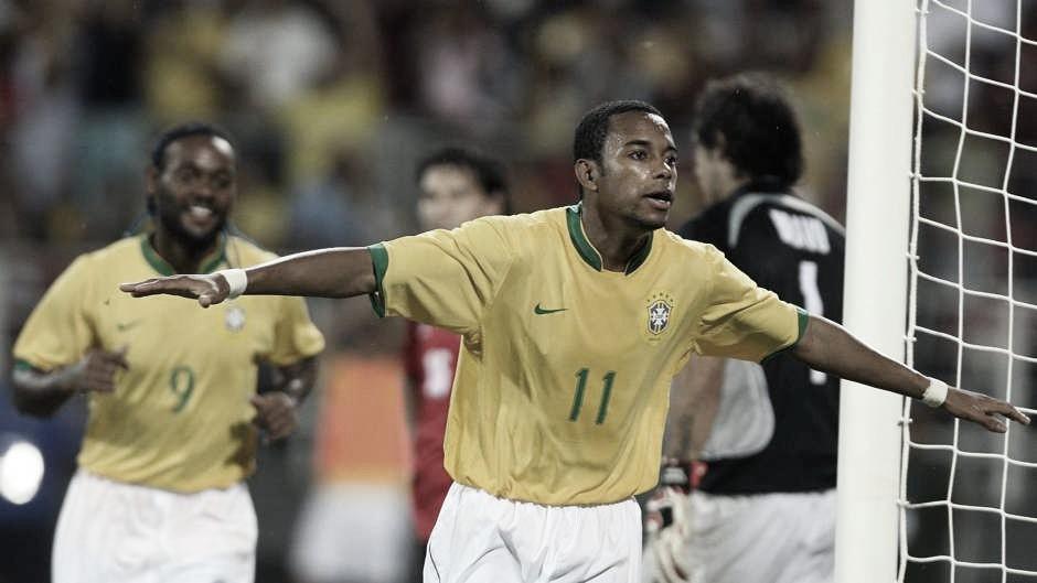 Brasil-Chile y una goleada como antecedente