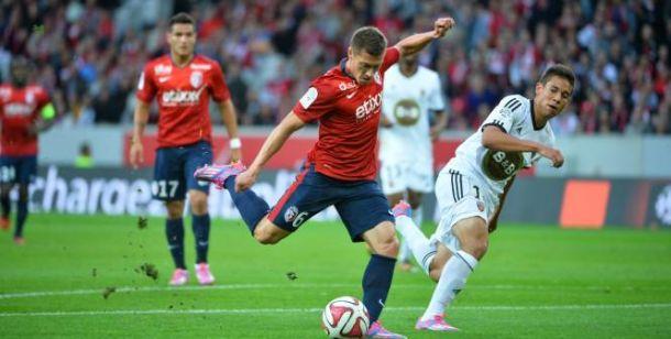 El Lille gana pensando en la previa de Champions