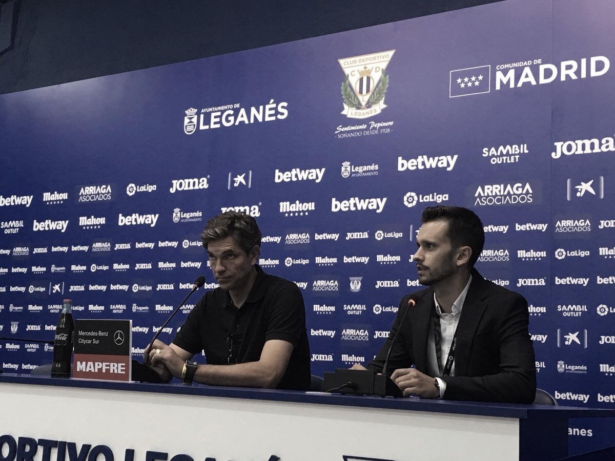 """Pellegrino celebra primeira vitória do Leganés sobre o Barcelona: """"Temos que acreditar em nós''"""