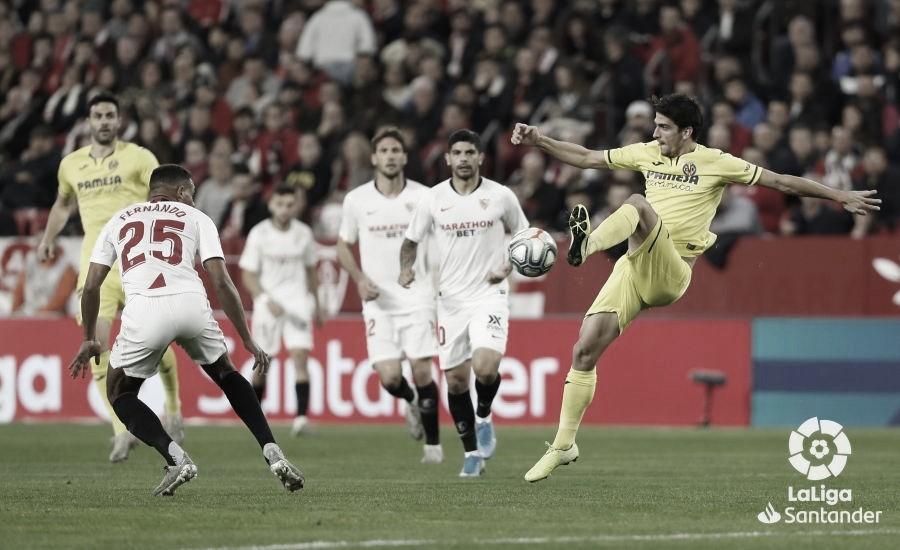 Sevilla FC-Villarreal CF: puntuaciones del Sevilla FC, jornada 17 de LaLiga Santander