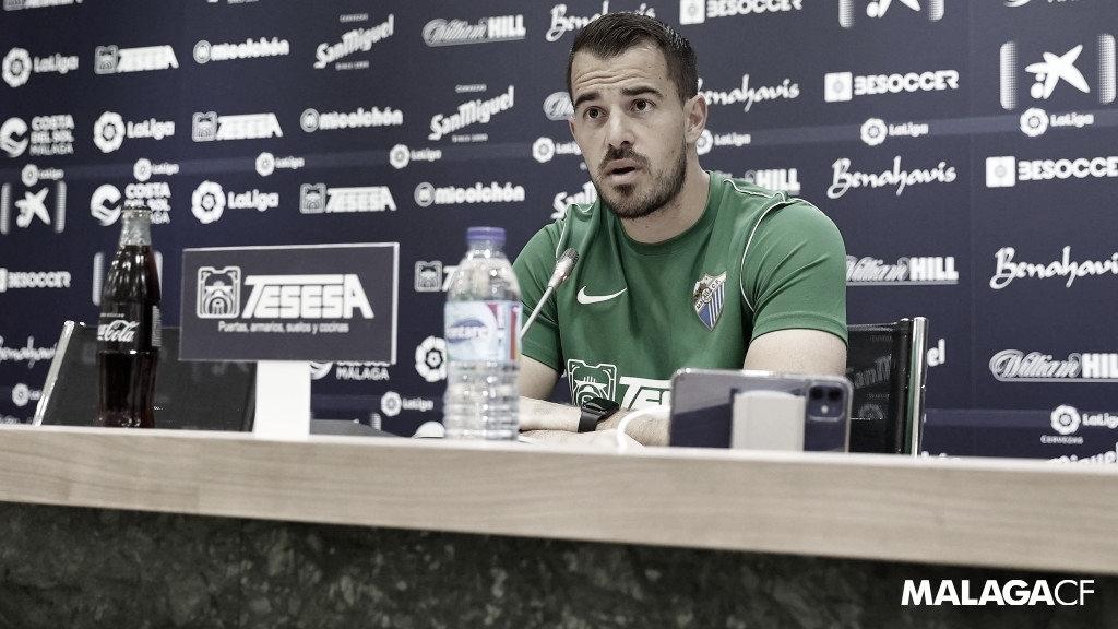 Manolo Sánchez abandonará el Málaga junto a Pellicer