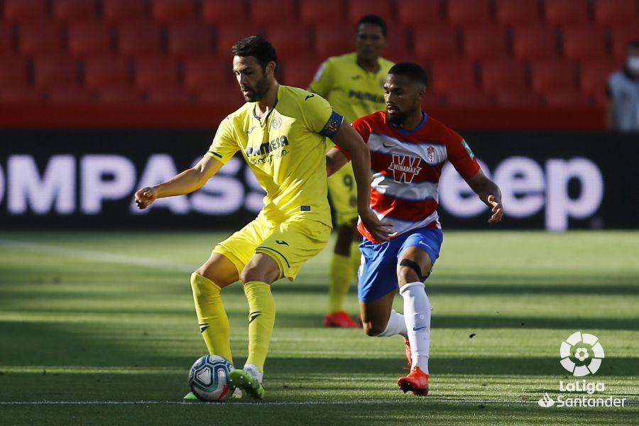 El desorden pasa factura al Granada CF contra el Villarreal