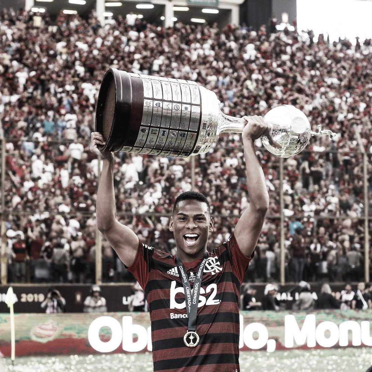 Fábrica de exportação: Flamengo acumula sete negociações de jovens com a Europa em 2020