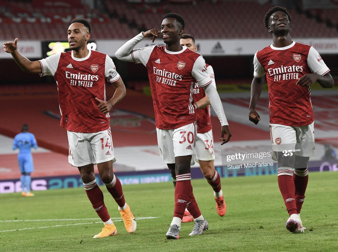 Arsenal vs West Ham: Player Ratings