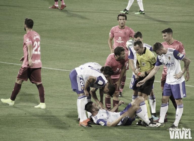Convocatoria Real Zaragoza vs Extremadura UD