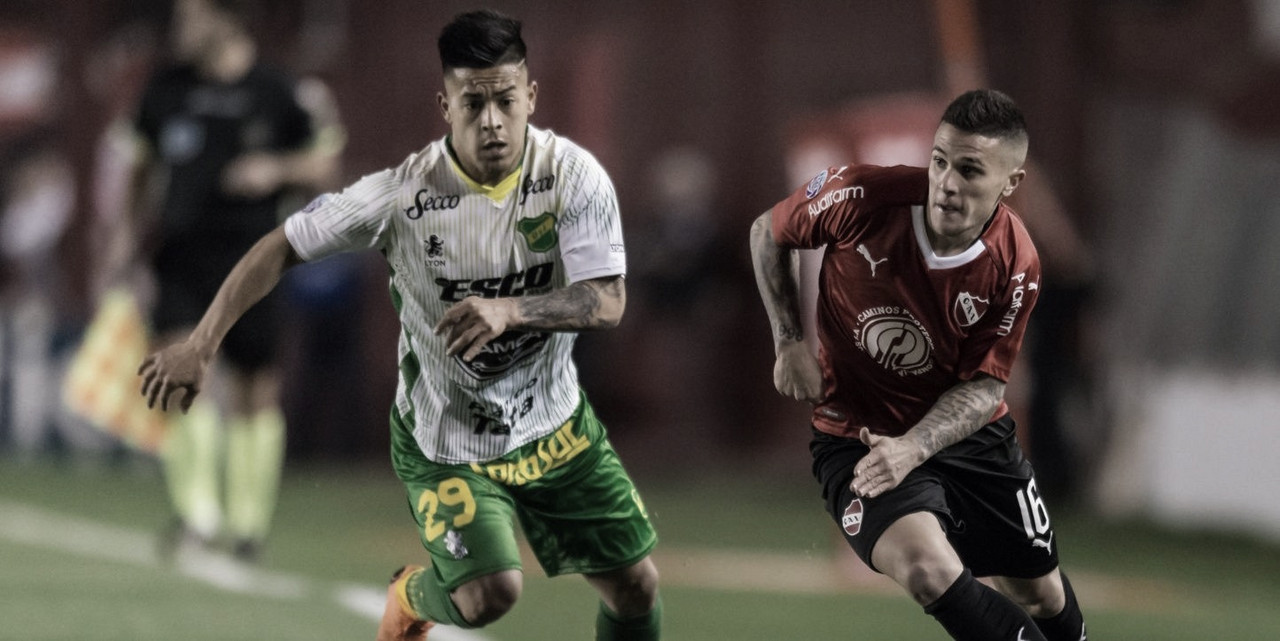 Defensa recibe a Independiente por la primera fecha de la Superliga