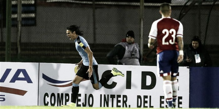 Eliminatorias a Rusia 2018: Uruguay lidera a punta de goles