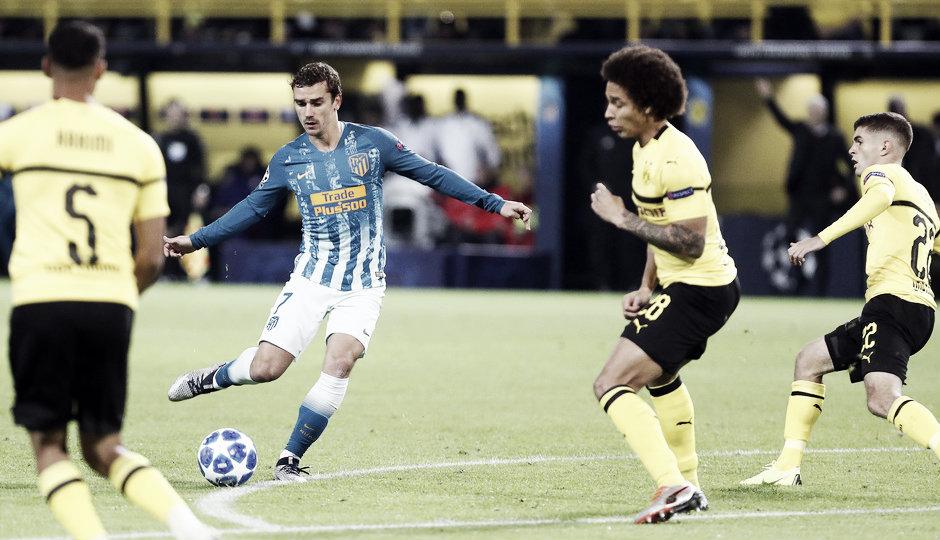 Previa Atlético de Madrid vs Real Sociedad: acechando el liderato