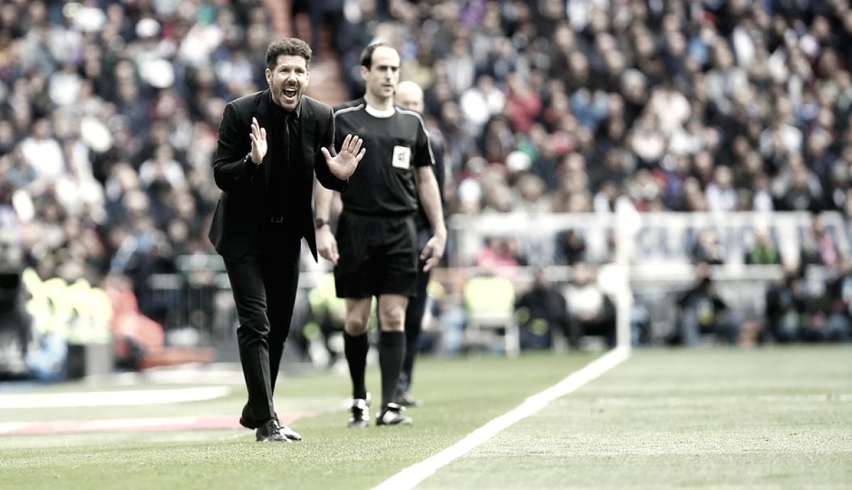 """Simeone: """"Fernando Torres es un icono haciendo goles o no"""""""
