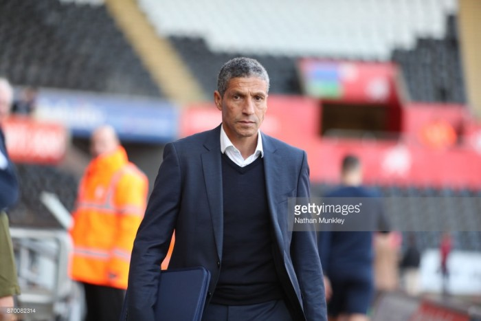 Chris Hughton confident heading into busy fixture schedule