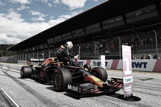 Verstappen repite la pole en Austria