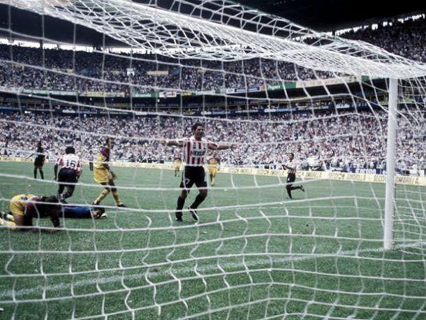 Chivas y la última goleada de escándalo en el Invierno '96