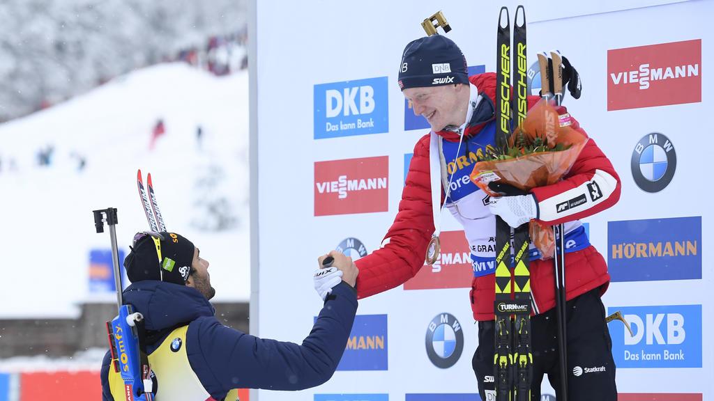 Biathlon Recap 5.1