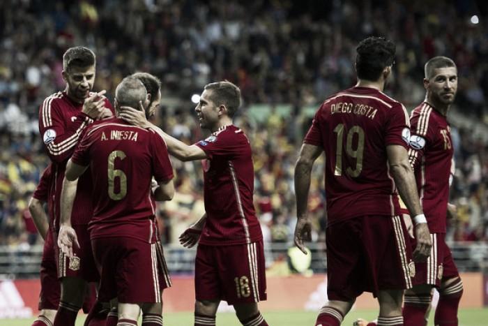 Spagna: Del Bosque fa fuori Torres e Diego Costa dalla lista dei 25 pre convocati per Euro 2016