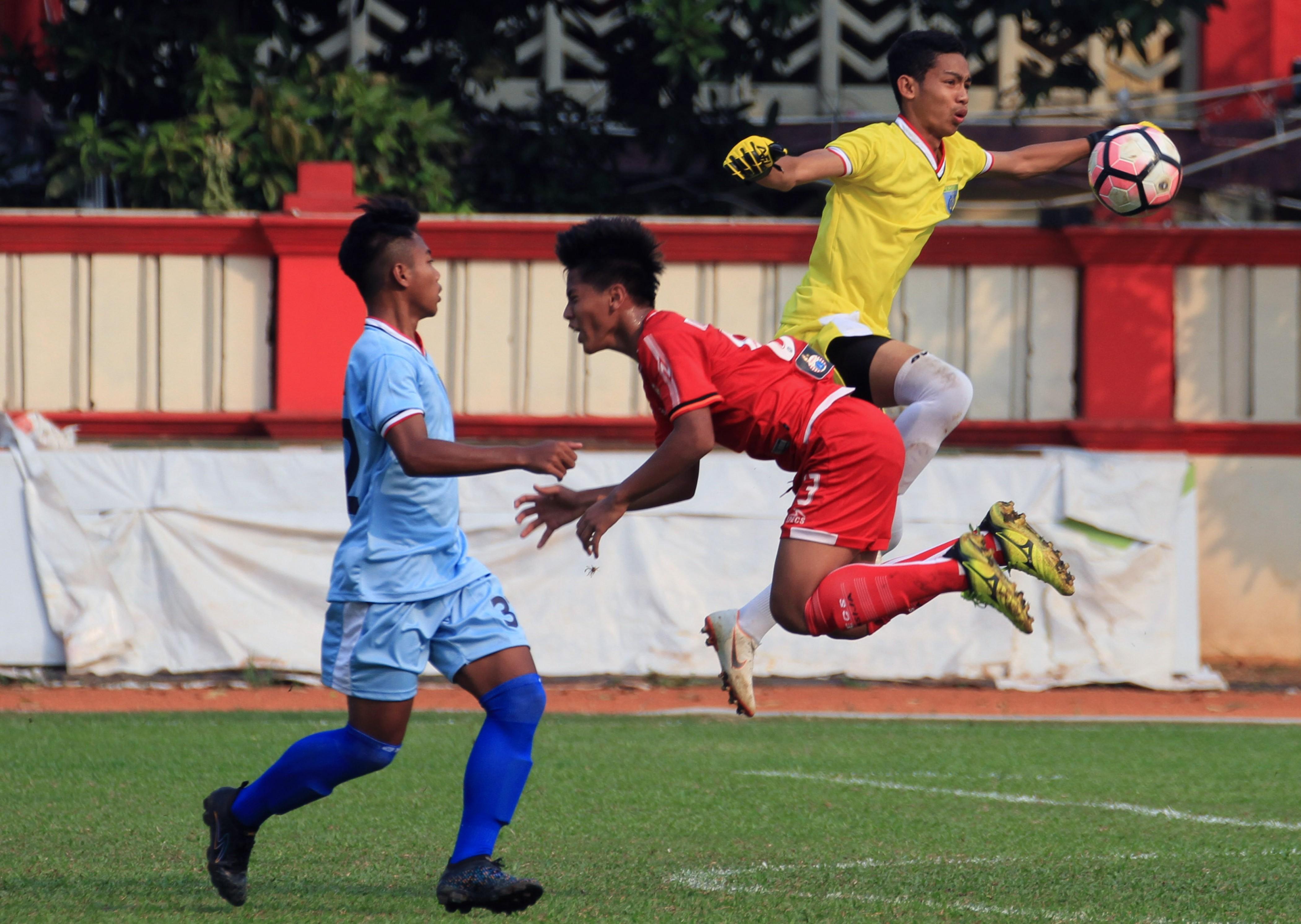 Liga 1 Elite Pro Academy U16 Dimulai