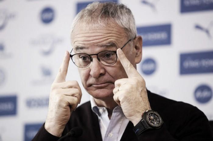 Ranieri quiere dar un golpe en la Premier