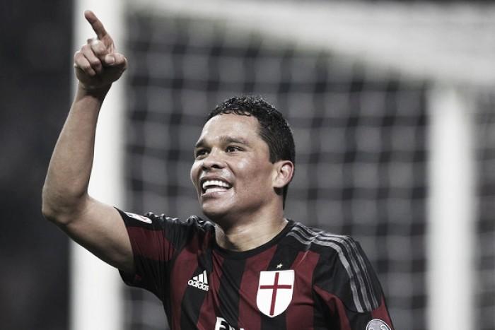 Bacca, colpo di scena: il Siviglia pensa all'attaccante del Milan