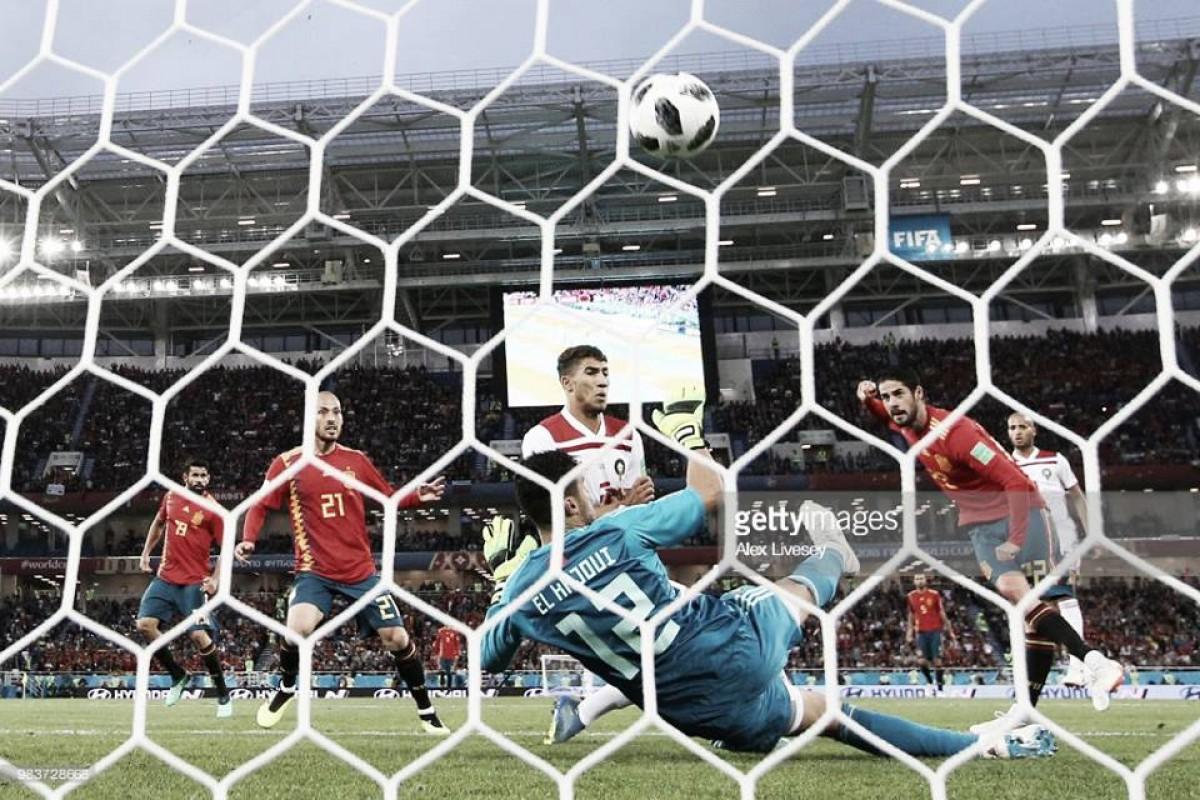 Grupo B: Espanha empata e garante primeiro lugar