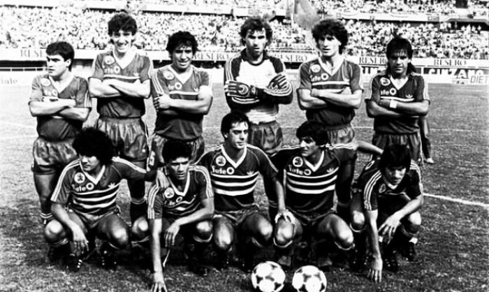 Se cumplen 30 años del Campeonato 85/86
